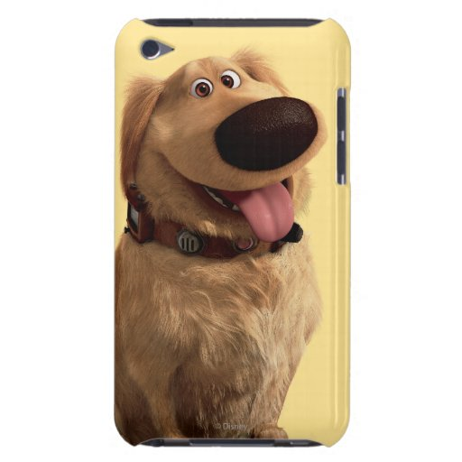 Dug the Dog from Disney Pixar UP - smiling Barely There iPod Cover