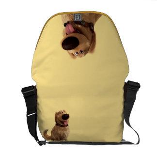Dug the Dog from Disney Pixar UP - smiling Courier Bag