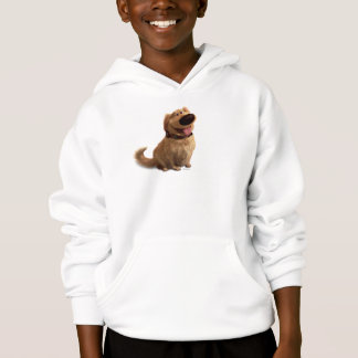 Dug the Dog from Disney Pixar UP - smiling Hoodie