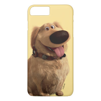 Dug the Dog from Disney Pixar UP - smiling iPhone 8 Plus/7 Plus Case
