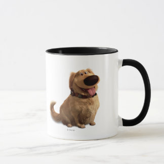 Dug the Dog from Disney Pixar UP - smiling Mug