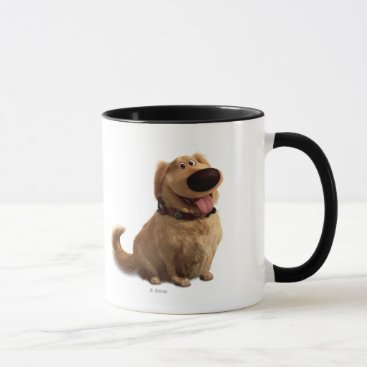 Disney Themed Dug the Dog from Disney Pixar UP - smiling Mug