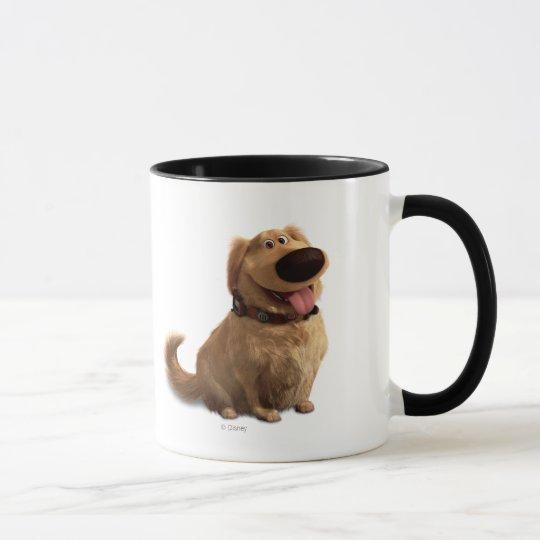 Dug the Dog from Disney Pixar UP - smiling Mug