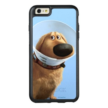 Disney Themed Dug the Dog from Disney Pixar UP - smiling OtterBox iPhone 6/6s Plus Case