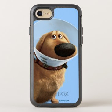 Disney Themed Dug the Dog from Disney Pixar UP - smiling OtterBox Symmetry iPhone 7 Case