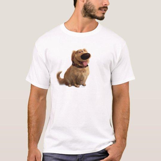 Dug the Dog from Disney Pixar UP - smiling T-Shirt