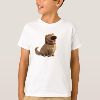 Dug the Dog from Disney Pixar UP - smiling T-Shirt