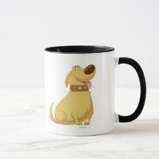 Dug the Dog from the UP Movie - concept art Mug