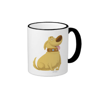 Dug the Dog from the UP Movie - concept art Ringer Mug