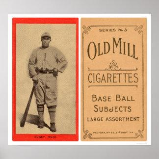 Dugey Waco Baseball 1910 Posters