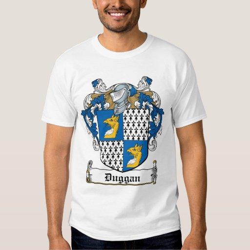 Duggan Family Crest Tee Shirt