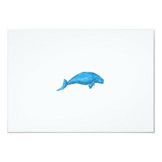 Dugong Drawing Card