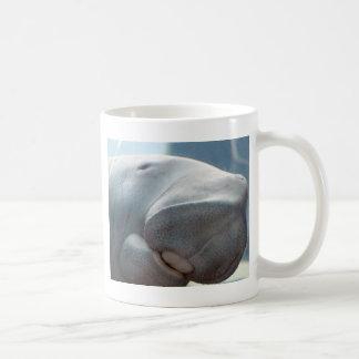 Dugong Smile Coffee Mug