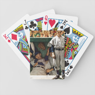Dugout Bicycle Playing Cards