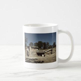 Dugout Home, 1940 Coffee Mug