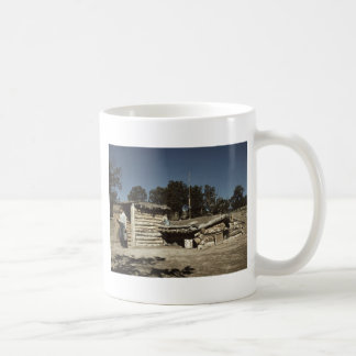 Dugout Home, 1940 Coffee Mugs