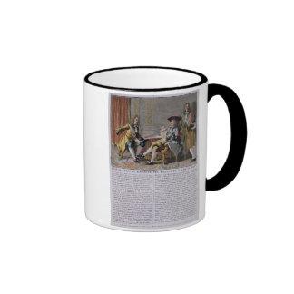 Duguay-Trouin (1673-1736) que cuenta de nuevo su e Tazas De Café