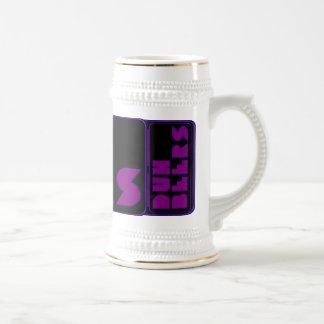 DUH Blurple Bears BEERS Brewing Company Beer Stein