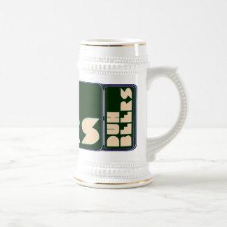 DUH Green Cookies BEERS Brewing Company Beer Stein