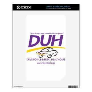DUH-logo2014 (1).jpg Skins For NOOK Color