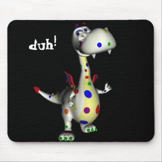 duh ! mouse pad
