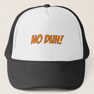DUH TRUCKER HAT