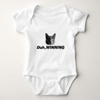 Duh Winning Baby Bodysuit