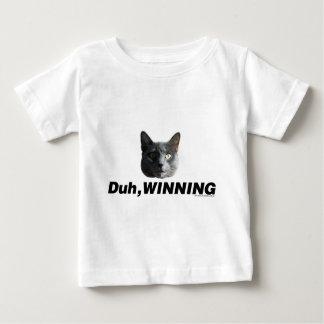 Duh Winning Baby T-Shirt