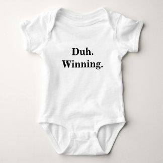 Duh. Winning Infant Creeper