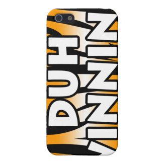 DUH Winning iPhone 5 Case