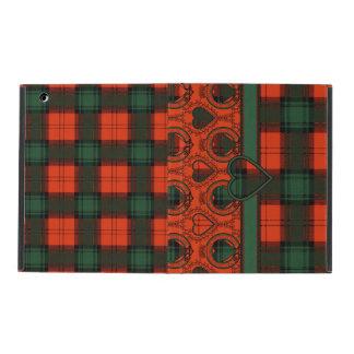 Duilach clan Plaid Scottish kilt tartan iPad Folio Case