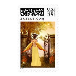 Duirwaigh Fairy Postage Stamp