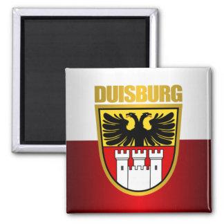 Duisburg 2 Inch Square Magnet