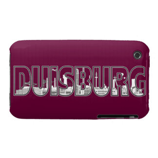 Duisburg city of skyline - iPhone3 sleeve Case-Mate iPhone 3 Cases