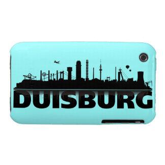 Duisburg city of skyline - iPhone3 sleeve iPhone 3 Case