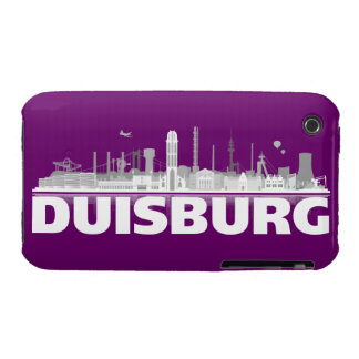 Duisburg city of skyline - iPhone3 sleeve iPhone 3 Case-Mate Cases