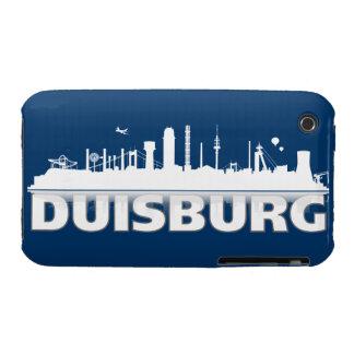 Duisburg city of skyline - iPhone3 sleeve iPhone 3 Covers