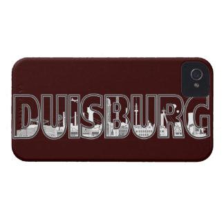 Duisburg city of skyline - iPhone4 sleeve Case-Mate iPhone 4 Case