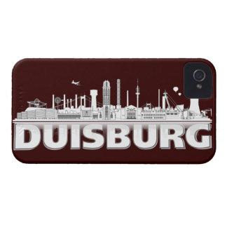 Duisburg city of skyline - iPhone4 sleeve iPhone 4 Case
