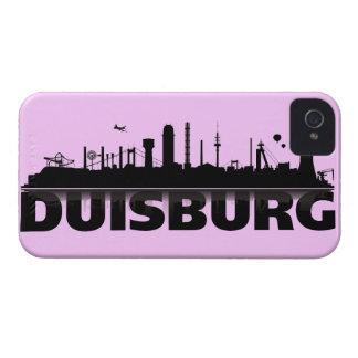 Duisburg city of skyline - iPhone4 sleeve iPhone 4 Case-Mate Case