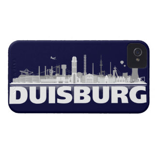 Duisburg city of skyline - iPhone4 sleeve iPhone 4 Case-Mate Cases