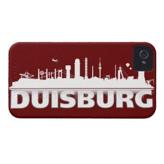 Duisburg city of skyline - iPhone4 sleeve iPhone 4 Covers