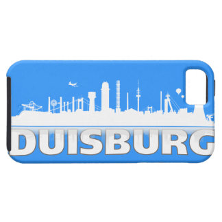 Duisburg town center OF skyline - iPhone4 sleeve iPhone SE/5/5s Case