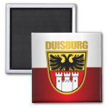 Duisburgo Imán Para Frigorifico