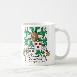 Dujardin Family Crest Coffee Mug