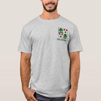 Dujardin Family Shield Pocket T-Shirt