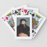 Duke Anton the Good of Lorraine (b.c.1489) c.1543 Bicycle Playing Cards