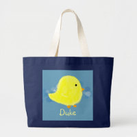 Duke Baby Chick Tote Bag / Diaper Bag bag