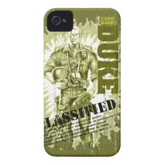 Duke Classified iPhone 4 Case-Mate Cases