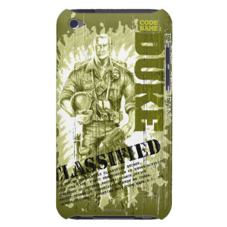 Duke Classified iPod Touch Cases